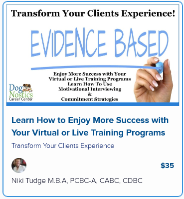 Enjoy More Success with Your Virtual or Live Training Programs