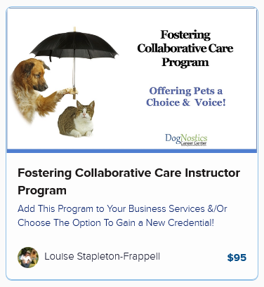 Fostering Collaborative Care Instructor Program