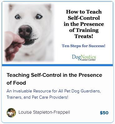 Teaching Self-Control in the Presence of Food