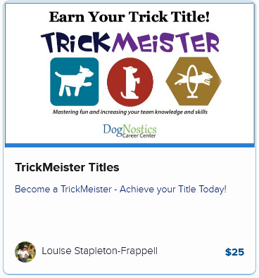 TrickMeister Titles